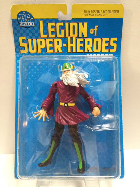 (TAS030606) - DC Direct Legion of Super-Heroes Figure - Mordru, , Action Figure, DC Comics, The Angry Spider Vintage Toys & Collectibles Store  - 1