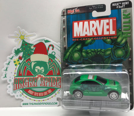 TAS039662 - 2003 Maisto Marvel Die-Cast Collection The Incredible Hulk Hunt 2