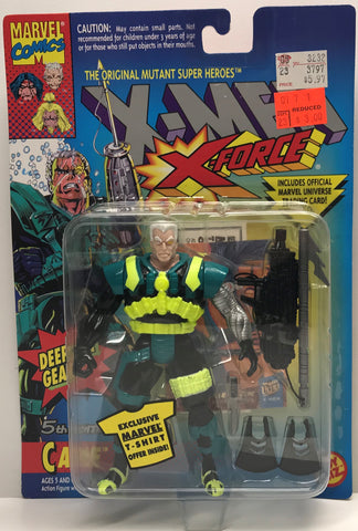 TAS039213 - 1994 Toy Biz X-Men X-Force Action Figure - Cable 5th Edition