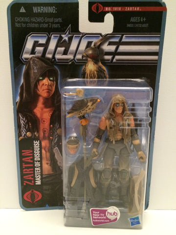 (TAS031247) - 2010 Hasbro G.I. Joe - Zartan Master of Disguise Figure, , Action Figure, G.I. Joe, The Angry Spider Vintage Toys & Collectibles Store  - 1