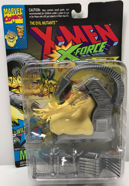 TAS040204 - 1994 Toy Biz Marvel X-Men X-Force Wild Whip Tail - Mojo