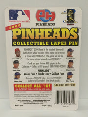 (TAS031381) - MLB - Pinheads Collectible Lapel Pin - Mark McGwire St Louis, , Pins, Pinheads, The Angry Spider Vintage Toys & Collectibles Store  - 3