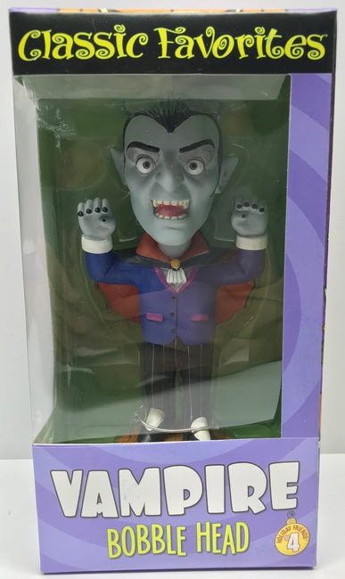 TAS040507 - Entertainment Earth Classic Favorites Bobble Head - Vampire