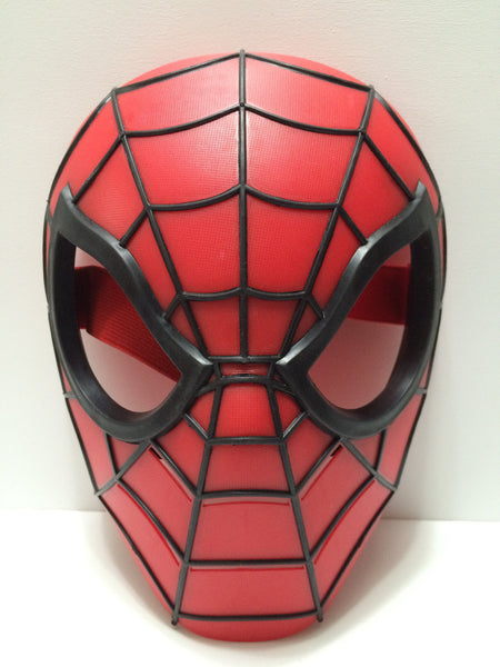 (TAS031705) - Collectable Halloween Mask - Marvel The Amazing Spider-Man, , Costume, Spiderman, The Angry Spider Vintage Toys & Collectibles Store  - 1
