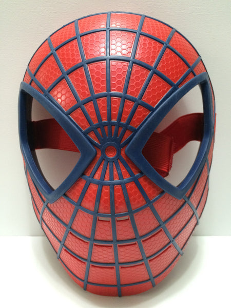 (TAS031706) - Collectable Halloween Mask - Marvel The Amazing Spider-Man, , Costume, Spiderman, The Angry Spider Vintage Toys & Collectibles Store  - 1