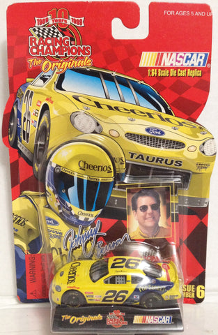 (TAS033361) - 1999 Racing Champions Die-Cast Replica Nascar Johnny Benson #26, , Trucks & Cars, NASCAR, The Angry Spider Vintage Toys & Collectibles Store  - 1