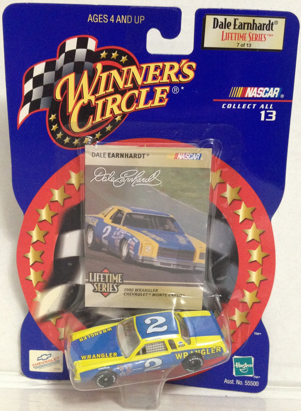 (TAS033362) - 2000 Winner's Circle Die-Cast Replica Nascar Dale Earnhardt #2, , Trucks & Cars, NASCAR, The Angry Spider Vintage Toys & Collectibles Store  - 1