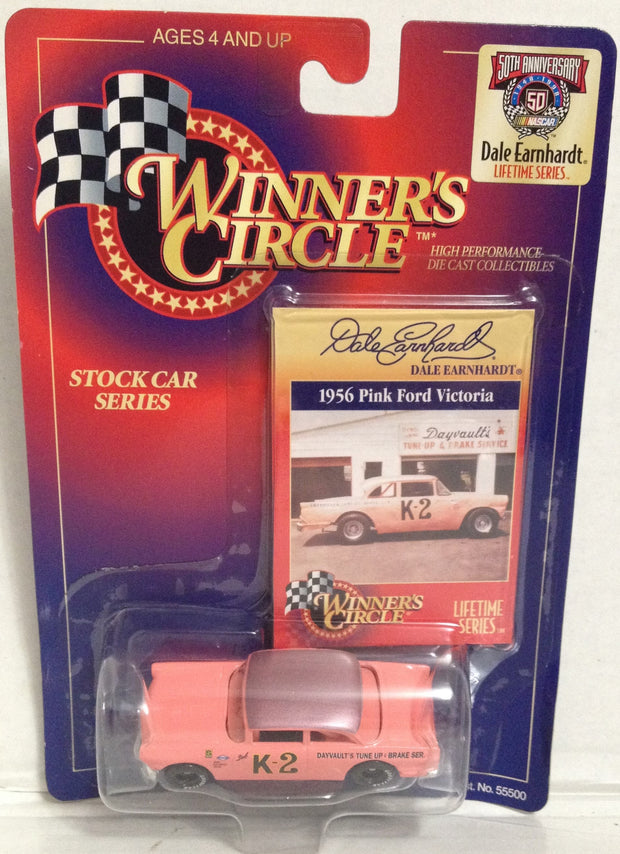 (TAS033364) - 1998 Winner's Circle Die-Cast 1956 Ford Victoria Dale Earnhardt K2, , Trucks & Cars, NASCAR, The Angry Spider Vintage Toys & Collectibles Store  - 1