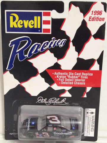 (TAS033367) - 1996 Revell Die-Cast Replica Nascar Dale Earnhardt #3, , Trucks & Cars, NASCAR, The Angry Spider Vintage Toys & Collectibles Store  - 1