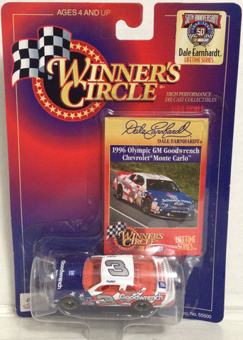 (TAS033368) - 1998 Winner's Circle Die-Cast Replica Nascar Dale Earnhardt #3, , Trucks & Cars, NASCAR, The Angry Spider Vintage Toys & Collectibles Store  - 1