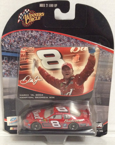 (TAS033371) - 2004 Winner's Circle Die-Cast Replica Nascar Dale Earnhardt Jr #8, , Trucks & Cars, NASCAR, The Angry Spider Vintage Toys & Collectibles Store  - 1