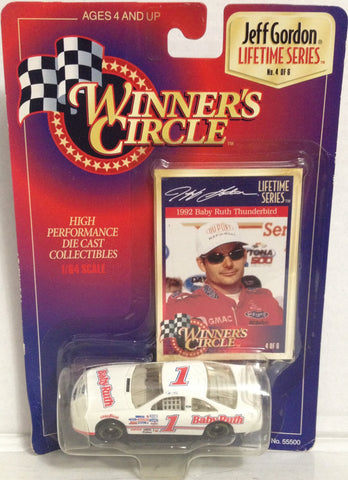 (TAS033372) - 1997 Winner's Circle Die-Cast Replica Nascar Jeff Gordon #1, , Trucks & Cars, NASCAR, The Angry Spider Vintage Toys & Collectibles Store  - 1