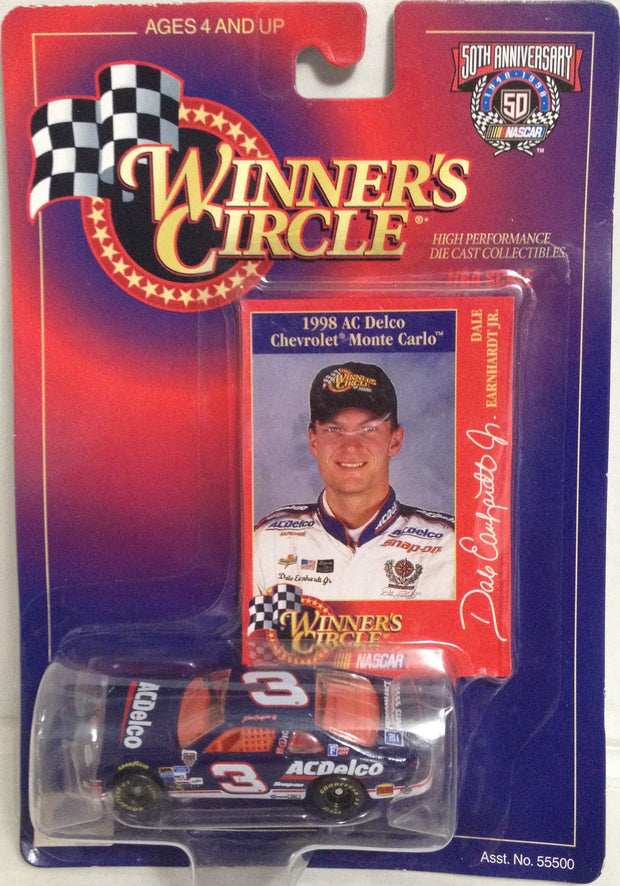 (TAS033373) - 1998 Winner's Circle Die-Cast Replica Nascar Dale Earnhardt Jr #3, , Trucks & Cars, NASCAR, The Angry Spider Vintage Toys & Collectibles Store  - 1
