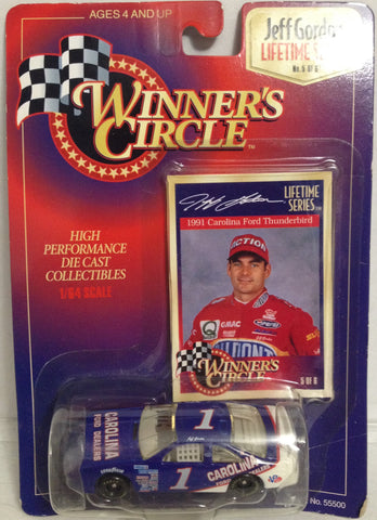 (TAS033374) - 1997 Winner's Circle Die-Cast Replica Nascar Jeff Gordon #1, , Trucks & Cars, NASCAR, The Angry Spider Vintage Toys & Collectibles Store  - 1