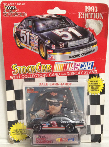 (TAS033382) - 1993 Racing Champions Die-Cast Replica Nascar Dale Earnhardt #3, , Trucks & Cars, NASCAR, The Angry Spider Vintage Toys & Collectibles Store  - 1