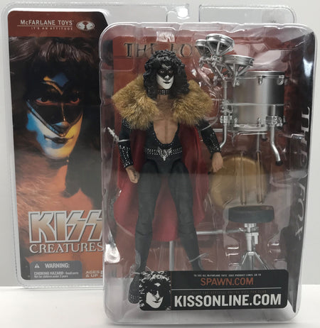 TAS040034 - 2002 McFarlane Toys Kiss Creatures Action Figure - The Fox