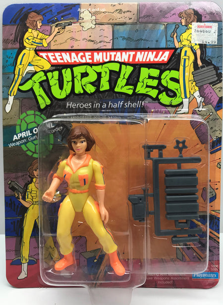 TAS040050 - 1988 Playmates Toys TMNT Teenage Mutant Ninja Turtles - April O'Neil