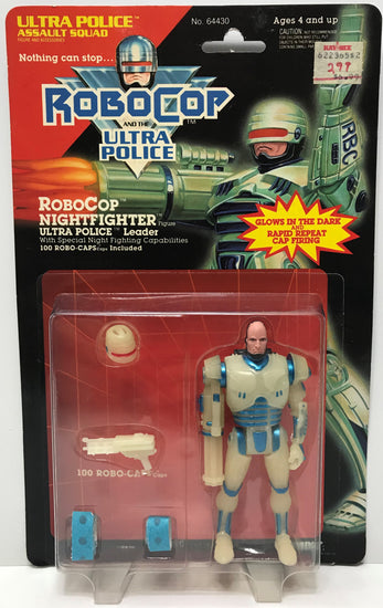 TAS038733 - 1989 Kenner Robocop And The Ultra Police - Nightfighter