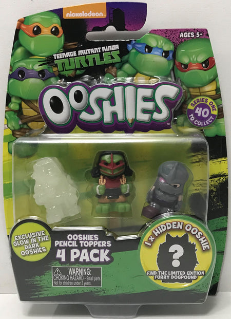 TAS038986 - 2017 Jakks Teenage Mutant Ninja Turtles Ooshies Shredder