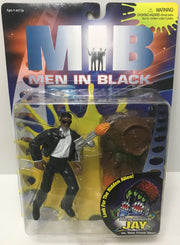 TAS038754 - 1997 Galoob MIB Men In Black Figure - Alien-Ambush Jay