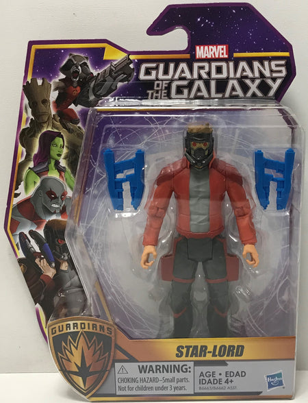 TAS039187 - 2016 Hasbro Marvel Guardians Of The Galaxy Figure - Star-Lord