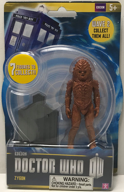 TAS039286 - 2012 BBC Doctor Who Wave 2 Action Figure - Zygon