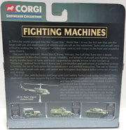 (TAS033550) - Corgi Fighting Machines C590050 Die-Cast M3 A1 Half Track Carrier, , Trucks & Cars, n/a, The Angry Spider Vintage Toys & Collectibles Store  - 2
