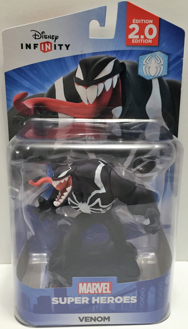(TAS033558) - 2015 Disney Infinity 2.0 Edition Marvel Super Heroes Venom, , Video Games, Disney, The Angry Spider Vintage Toys & Collectibles Store  - 1