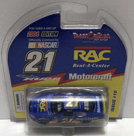 (TAS033560) - 2004 Team Caliber Nascar Rent-A-Center Die-Cast Ricky Rudd #21, , Trucks & Cars, NASCAR, The Angry Spider Vintage Toys & Collectibles Store  - 1
