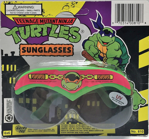 (TAS033562) - 1995 Mirage Studios Teenage Mutant Ninja Turtles Sunglasses, , Clothing & Accessories, TMNT, The Angry Spider Vintage Toys & Collectibles Store  - 1