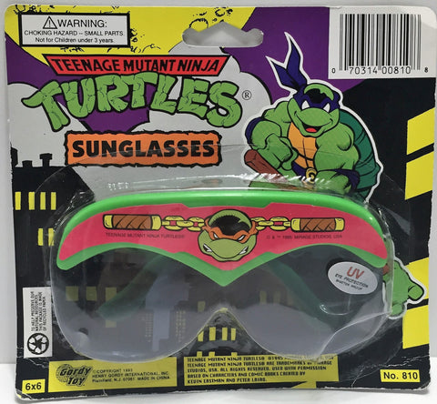 (TAS033571) - 1995 Mirage Studios Teenage Mutant Ninja Turtles Sunglasses, , Clothing & Accessories, TMNT, The Angry Spider Vintage Toys & Collectibles Store  - 1