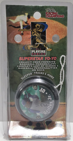 (TAS033572) - 1999 Racing Champions MLB Superstar Yo-Yo Mariners Ken Griffey Jr., , Yo-Yo, MLB, The Angry Spider Vintage Toys & Collectibles Store  - 1
