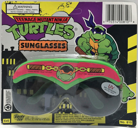 (TAS033573) - 1995 Mirage Studios Teenage Mutant Ninja Turtles Sunglasses, , Clothing & Accessories, TMNT, The Angry Spider Vintage Toys & Collectibles Store  - 1