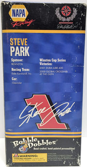 (TAS033579) - 2003 Bobble Dobbles Nascar NAPA Racing Bobble Head Steve Park #1, , Bobblehead, n/a, The Angry Spider Vintage Toys & Collectibles Store  - 2