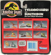 (TAS033586) - 1993 Kenner Jurassic Park Die-Cast Metal Dinosaurs Dimetrodon, , Action Figure, Kenner, The Angry Spider Vintage Toys & Collectibles Store  - 2