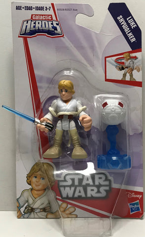 TAS039441 - 2015 Hasbro Star Wars Galactic Heroes Figure - Luke Skywalker