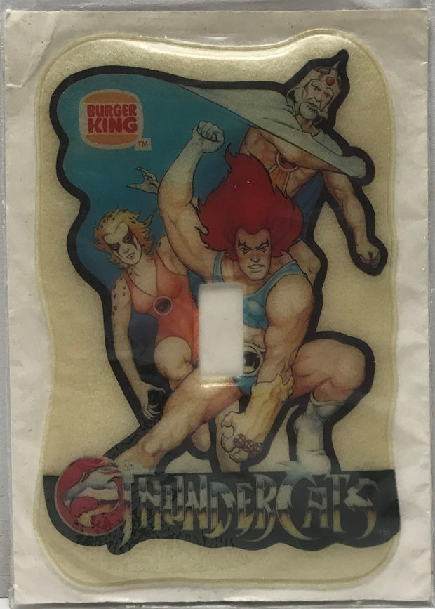 TAS039498 - Vintage Burger King ThunderCats Light Switch Cover
