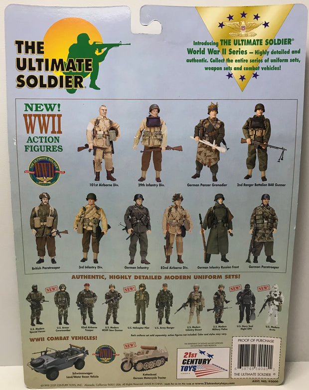 21St century toys the ultimate soldier