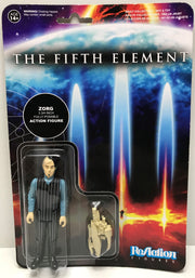 TAS039577 - 2015 Funko ReAction Figures The Fifth Element - Zorg