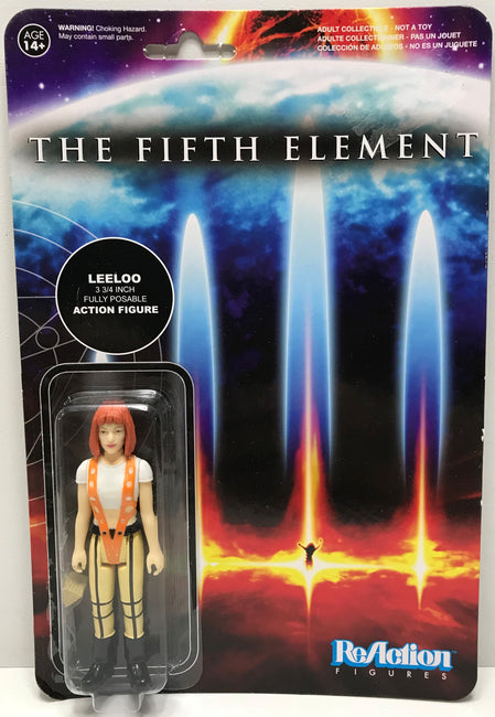TAS040663 - 2015 Funko ReAction Figures The Fifth Element - Leeloo