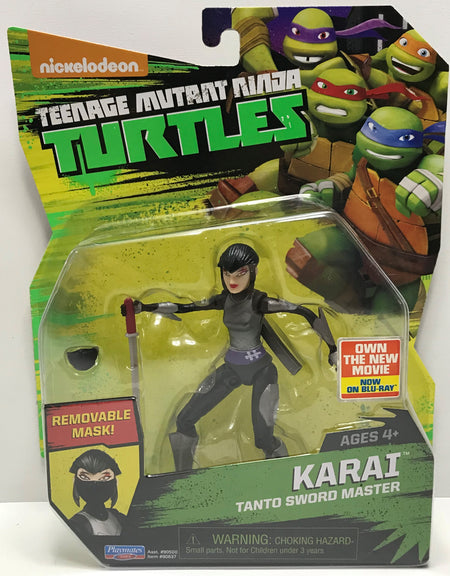 TAS040669 - 2016 Playmates Toys Teenage Mutant Ninja Turtles - Karai