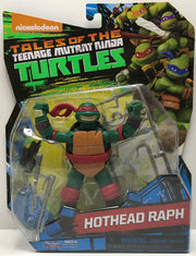 TAS040671 - 2017 Playmates Toys Teenage Mutant Ninja Turtles Hothead Raph