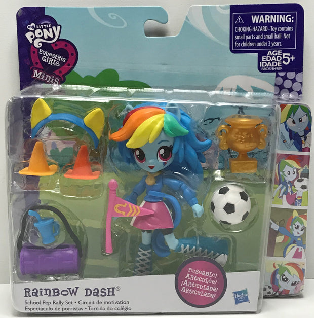 TAS040693 - 2016 Hasbro My Little Pony Equestria Girls Minis - Rainbow –  The Angry Spider Vintage Toys & Collectibles Store