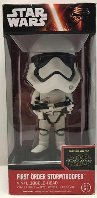 TAS040694 - 2015 Funko Star Wars The Force Awakens Bobble-Head Stormtrooper