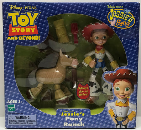 TAS040705 - 2002 Hasbro Disney Toy Story And Beyond! - Jessie's Pony Ranch