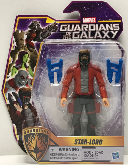 TAS040707 - 2015 Hasbro Marvel Guardians Of The Galaxy - Star-Lord Figure