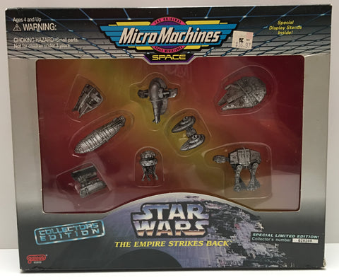 (TAS000008) - 1995 Galoob Micro Machines Star Wars The Empire Strikes Back Space