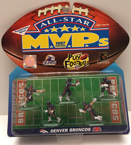(TAS000052) - 1997 Galoob NFL All-Star MVPs Denver Broncos