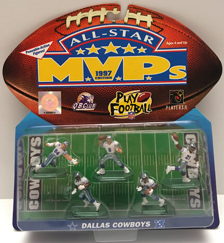 (TAS000069) - 1997 Galoob NFL All-Star MVPs Dallas Cowboys