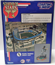 (TAS033805) - 1995 Kenner MLB Stadium Stars Starting Lineup - Frank Thomas, , Action Figure, MLB, The Angry Spider Vintage Toys & Collectibles Store  - 2